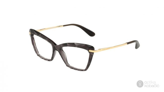 Dolce & Gabbana 5025 504 53 Tansparent Grey