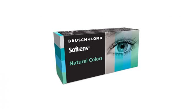 B&L Soflens Natural Colors
