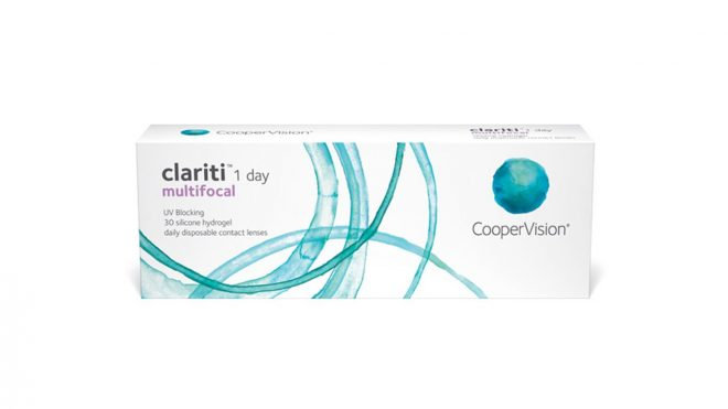 CooperVision Avaira Vitality Clariti One Day Multifocal