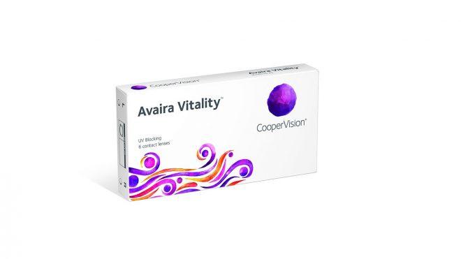 CooperVision Avaira Vitality Sphere