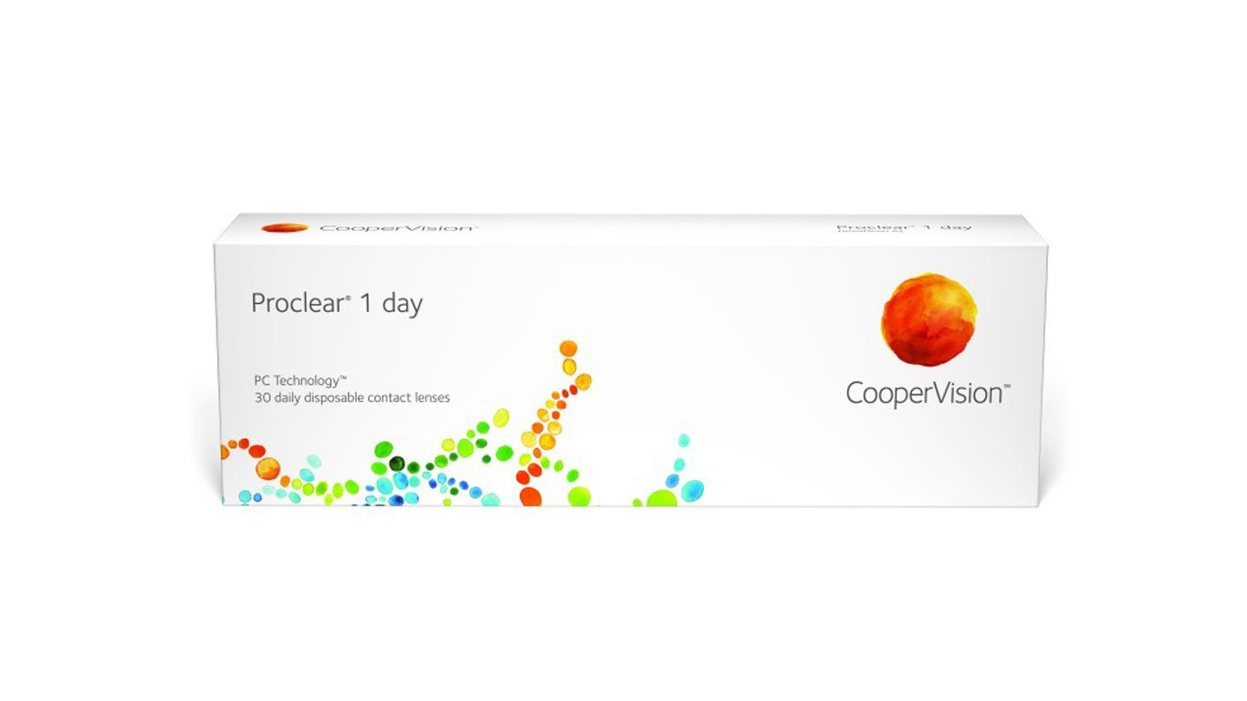 CooperVision ProClear One Day