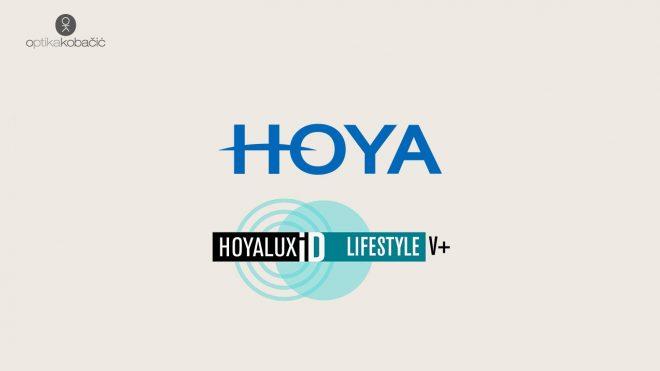 Hoya Hoyalux ID LIFESTYL V+