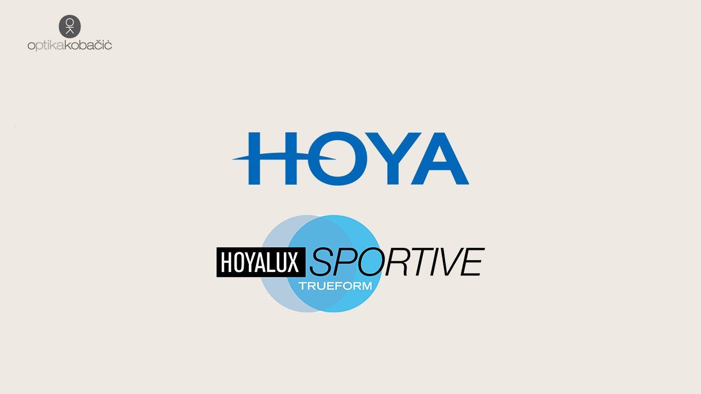 Hoya Hoyalux SPORTIVE true form