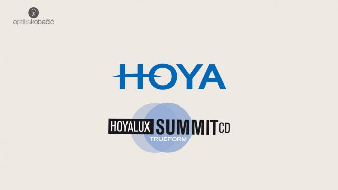 Hoya Hoyalux SUMMIT CD true form