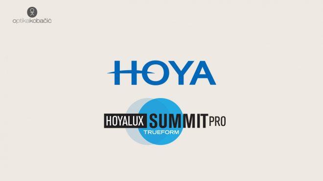 Hoya Hoyalux SUMMIT PRO true form