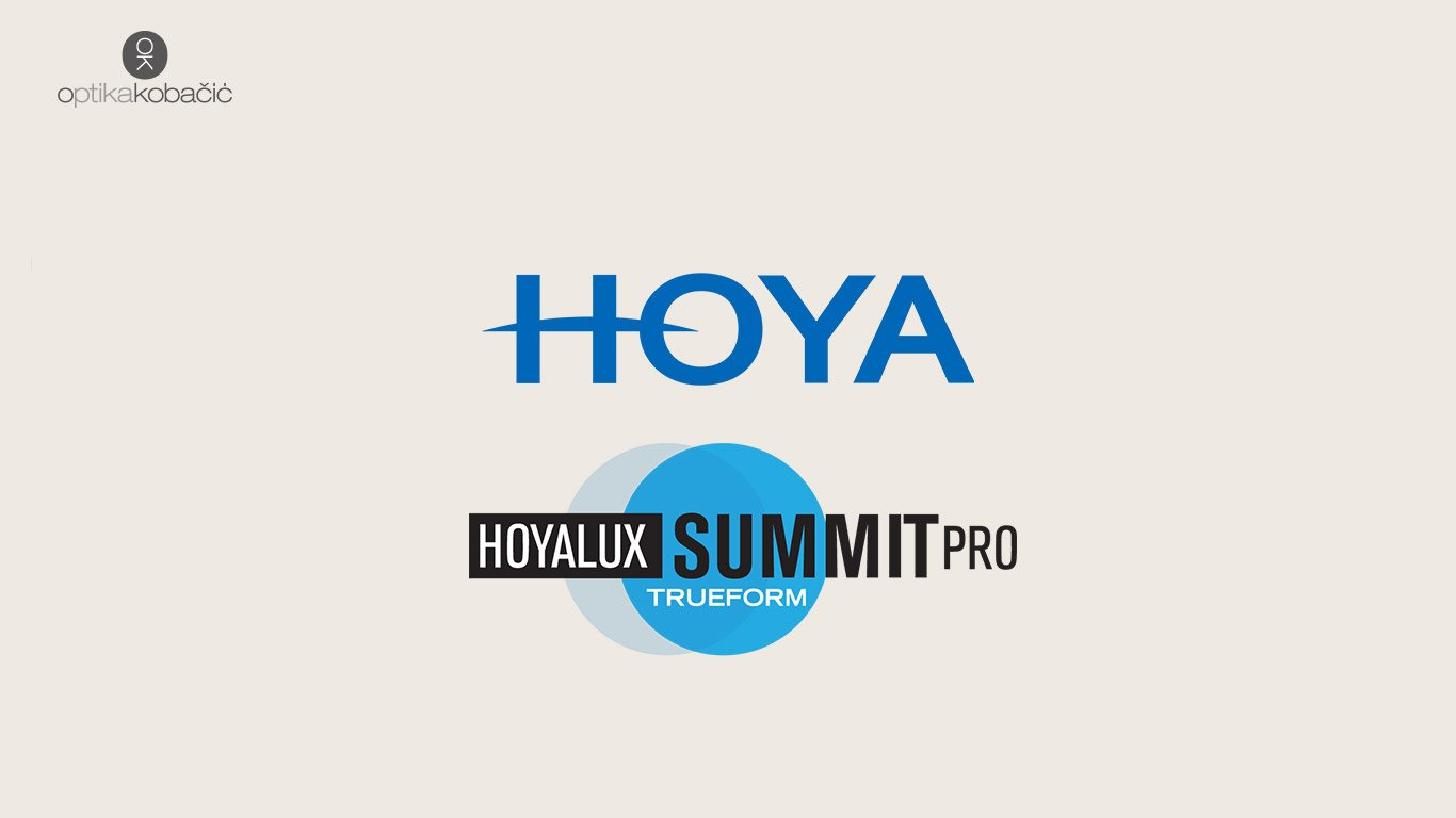 Hoya Hoyalux SUMMIT PRO true form
