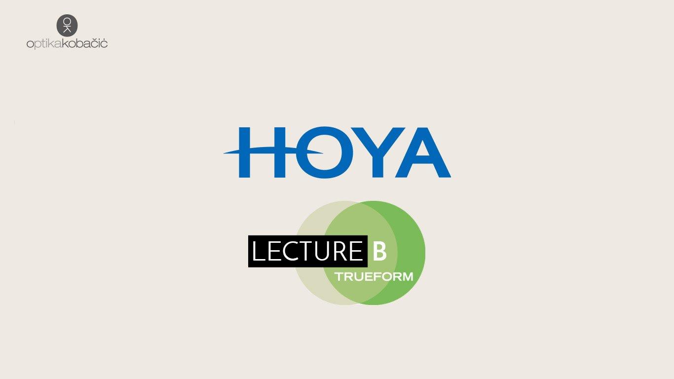 Hoya Lecture B Trueform