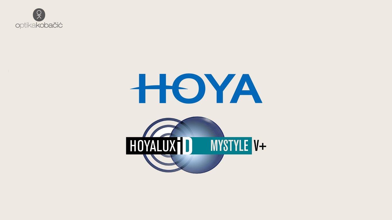 Hoya Hoyalux ID MYSTYL V+