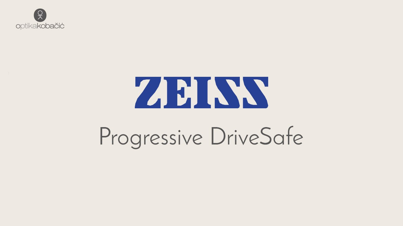 Zeiss Progressive DriveSafe