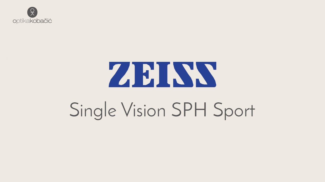 Zeiss Single Vision SPH Sport