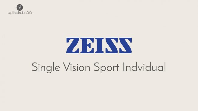 Zeiss Single Vision Sport Indvidual