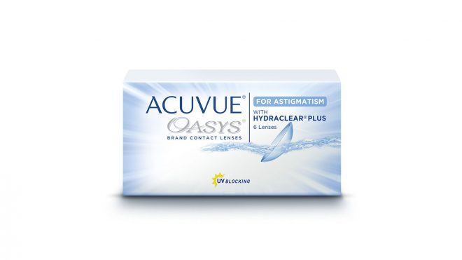 Acuvue Oasys Astigmatism Hydraclear