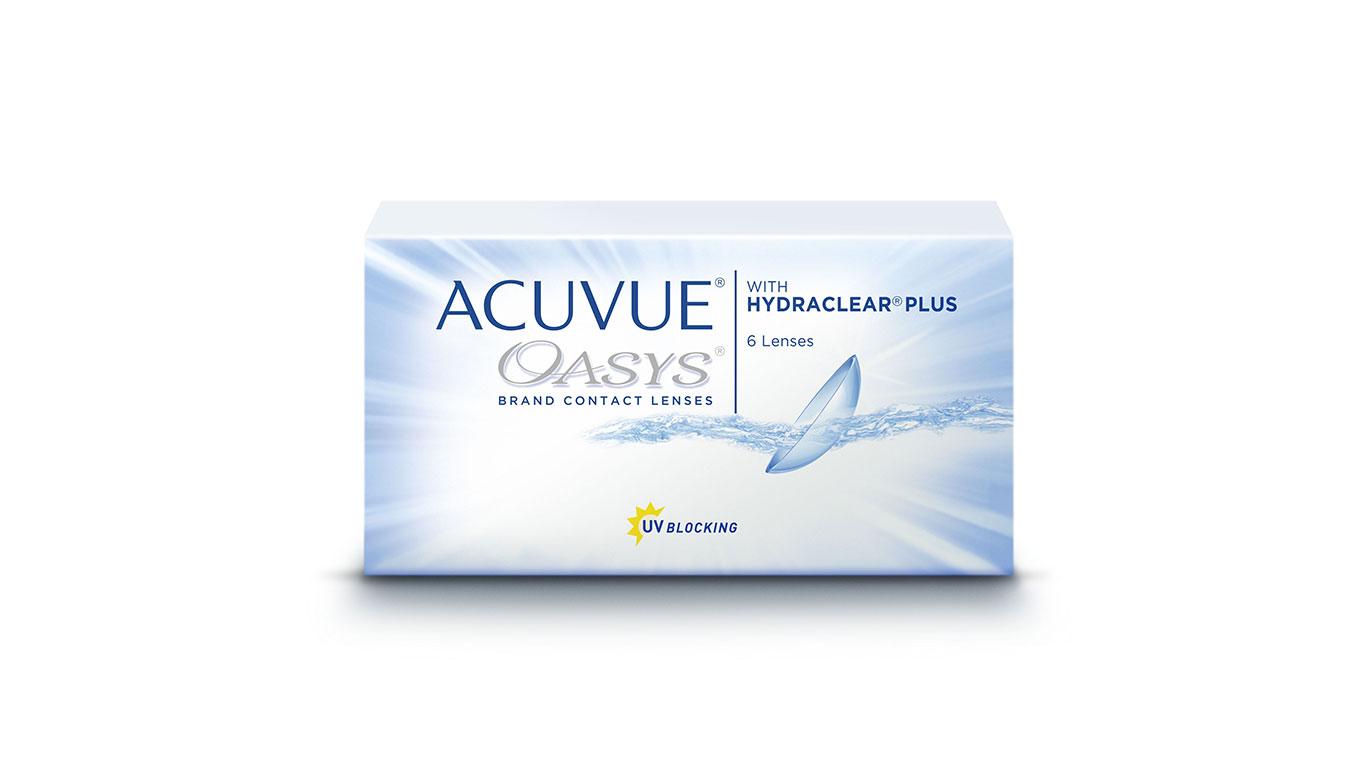 Acuvue Oasys Hydraclear