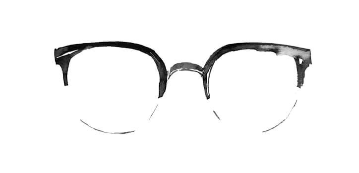 Browline Naočale