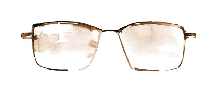 Četvrtaste Naočale