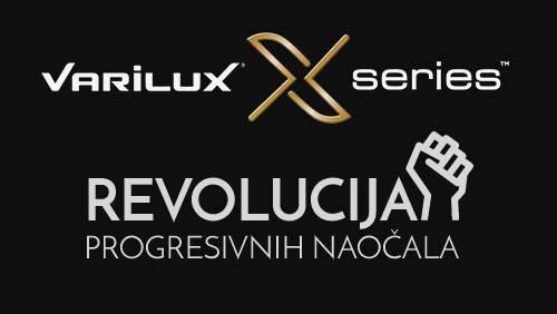 Essilor Varilux X serija