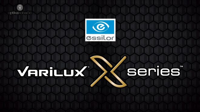 Essilor Varilux X Series