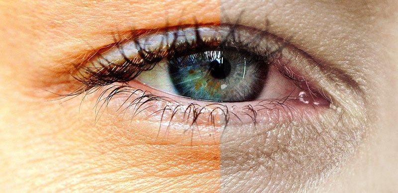 Pečenje očiju